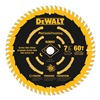 """DEWALT DW3196 7-1/4"""" 60T Saw Blade"""