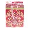 Flp Llc 9500-DISC 2PK 7x9 Floral Gift Bag, Pack of 60