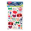 Flp Llc 9911-DISC Glitter Tattoos, Pack of 72