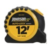 Johnson 1804-0012 5/8X12Auto Tape Measure