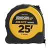 Johnson 1805-0025 1X25 Job Tape Measure