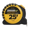 Johnson 1804-0025 1X25 Auto Tape Measure