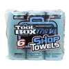 Sellars Wipers & Sorbents 5441602 Tool 6PK BLU Shop Towel