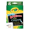 Crayola Llc 98-5200 8CT Dry Erase Crayons