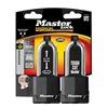"Master Lock M515XTLJHC 2PK 2"" Cover Padlock"