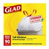 Clorox Company, The 78536 90CT 13GAL Kitch Bag