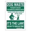 Brady 123562 Recycle Sign, 14 x 10In, Green/White