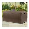 Suncast Corp DBW7300 73GAL BRN Wick Deck Box