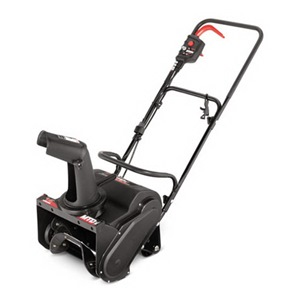 "MTD PRODUCTS INC 14"" Electric Snow Thrower"