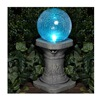 Smart Solar Inc 3560MRM1 Glass Solar Gazing Ball