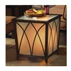 Agio International Co., Inc APC06310 LED aluminum Side Table