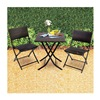 Rio Brands Llc FWS25-TS Seville 3PC Bistro Set