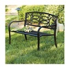 Imperial Power Co Ltd IP-SV071F Scroll Back Steel Bench