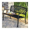 Imperial Power Co Ltd IP-SV131FB Latt Back STL Bench