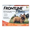 Premium Pet Products 287010 3PK SM Frontline Plus