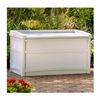 Suncast DB5500 50GAL Taupe Deck Box