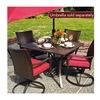 Agio International Co., Inc S5-AFQ04501 Oxford 5PC Dining Set