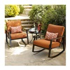 Courtyard Creations 12S366K Belle Garden Rocker Set