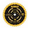 """DEWALT DW3194 7-1/4"""" 40T Fram Blade"""