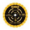 """DEWALT DW3199 7-1/4"""" 24T Fram Blade"""