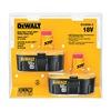 Black & Decker/Dewalt DC9096-2 2Pk 18V Xrp Batterypack