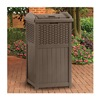 Suncast Corp GHW1732 30GAL Trash Receptacle