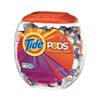 Tide 50978 Laundry Detergent, 72 Caps, Spring Mdw, PK4