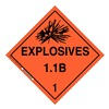 Brady 63371 Vehicle Placard