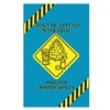 Marcom P000WIN0SM Poster, Winter Safety, Spanish