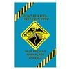 Marcom P000VIL0SM Poster, Workplace Violence, Spanish