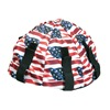 ERB Safety 19705 Hard Hat Liner, American Flag