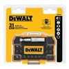 DEWALT DWAX200 31Pc Std Secure Bit Set