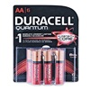 Procter & Gamble/Duracell 66224 QUANT 6PK AA Battery