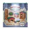 KNEX LIMITED PARTNERSHIP GROUP 869 Lincoln Logs Home Set