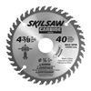 "Skil 75540 4-3/8"" 40T Carb Blade"