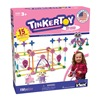 KNEX LIMITED PARTNERSHIP GROUP 56541 Tinkertoy Pink Set