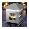 CAFRAMO LTD. 8310CA-SBX Heat Power Table Light