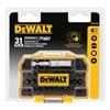 DEWALT DWAX100IR 31Pc Impact Screwdr Set
