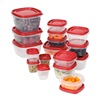 Rubbermaid 1779216 34Pc Easy Find Lid Set