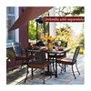 Agio International Co., Inc S5-BBC00500 Chatham 5PC Dining Set