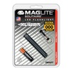 Mag-Lite SJ3A016 Blk Aaa Led Flashlight