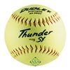 "Spalding Sports Div Russell 4A-069YP 12""YEL SloPitc Softball"