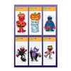 Product Works Llc 52101FLOOR60 6x10 Sesame St Cling, Pack of 60