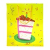 Flp Llc 9502 9x11 Cupcake Gift Bag, Pack of 30