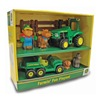 TOMY INTERNATIONAL 35481 JD Farmin Fun Play Set