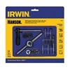 IRWIN 24605 12PC SAE Tap/Die Set