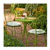 Courtyard Creations S11S175Y-L Malibu Lime Bistro Set