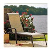 Agio International Co., Inc ADC24602K01-14 Ravell II Chaise Lounge, Pack of 2