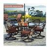 Agio International Co., Inc S7- AAQ00901 Windsor 7PC Dining Set