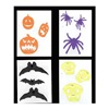 Product Works Llc 45901 6x10 Spooky Town Cling, Pack of 48
